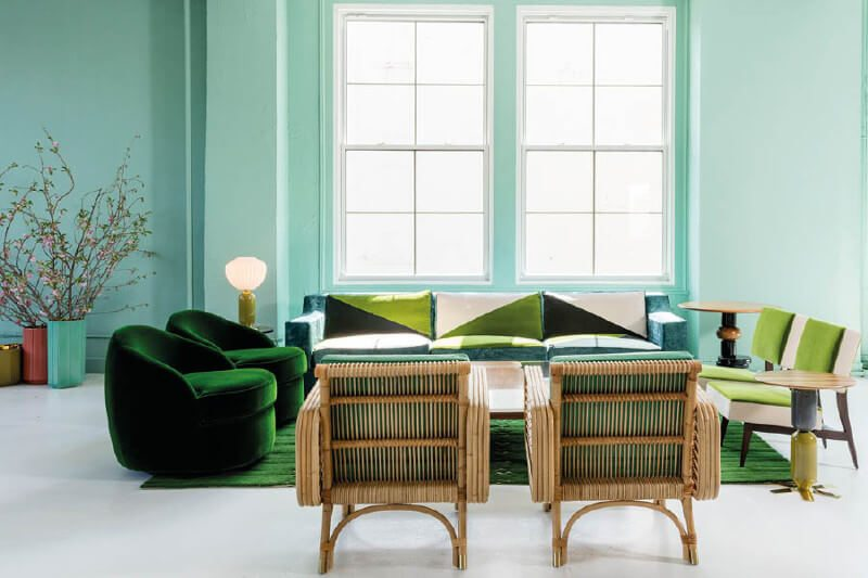 get the look india mahdavi designer mobilier pucci new york huskdesignblog