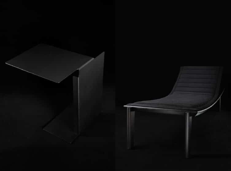 konstantin grcic designer diana B table ulysse daybed classicon
