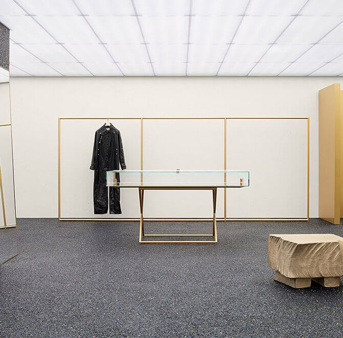 acne studios store max lamb new york