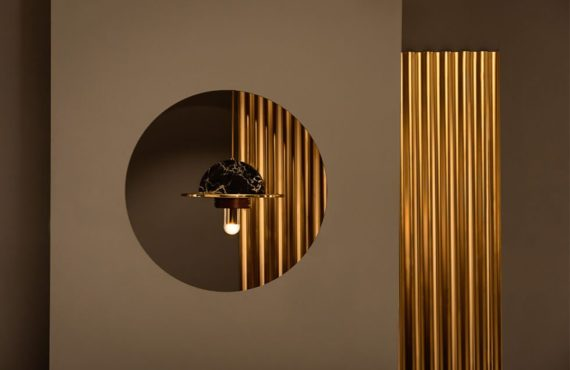 suspension shade by Raco design Masquespacio