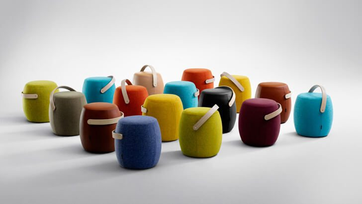 solution acoustique pouf offecct huskdesignblog