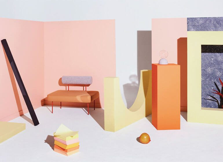 imm cologne 2017 mobilier stand petite friture morten & jonas