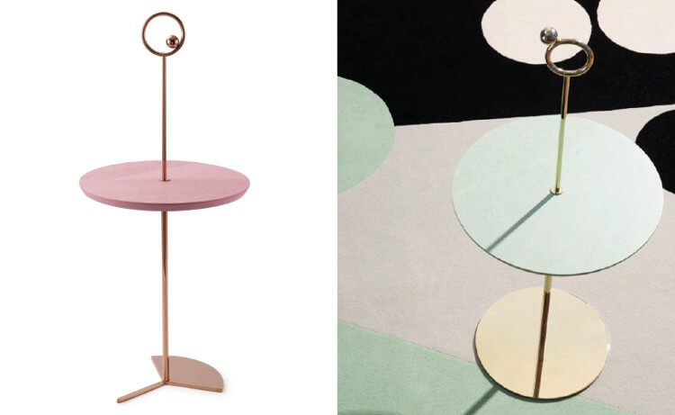 design table d'appoint off the moon maison dada