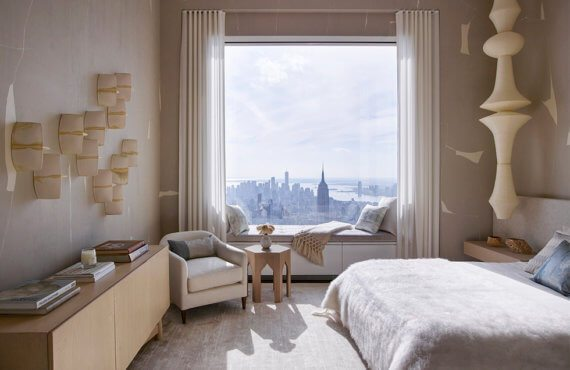 the 432 park avenue penthouse by kelly behun curated by huskdesignblogcom