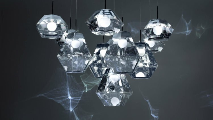Tom Dixon, cut lighting collection