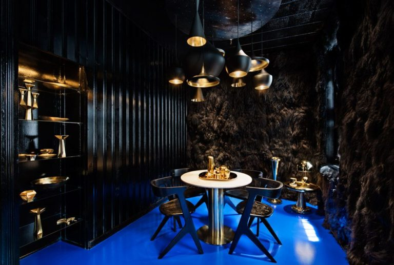 Tom Dixon, Howard Street Store, New York