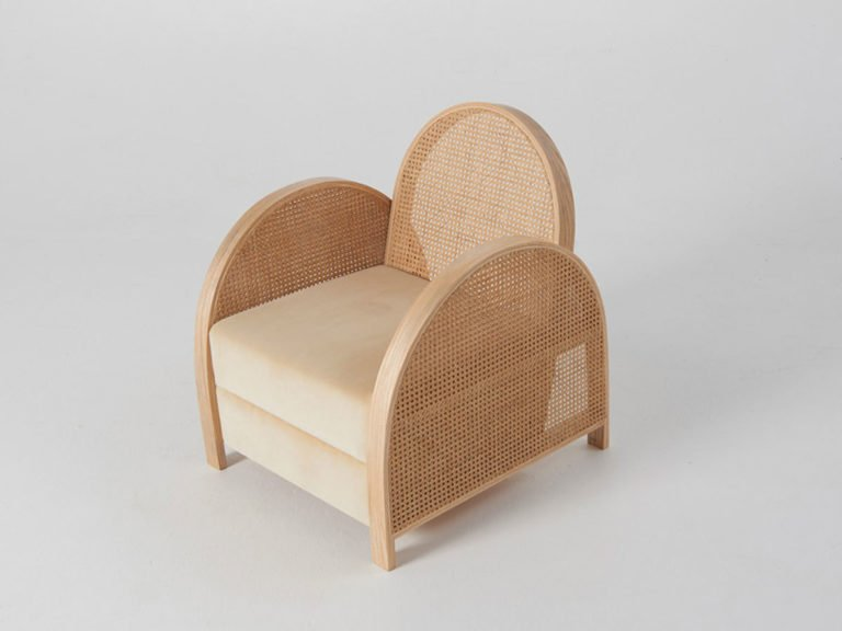 Design, bois, Arch Chair, Douglas and Bec