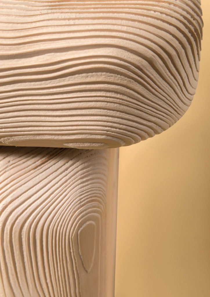 Design, bois, Dune chair, Lisa Ertel