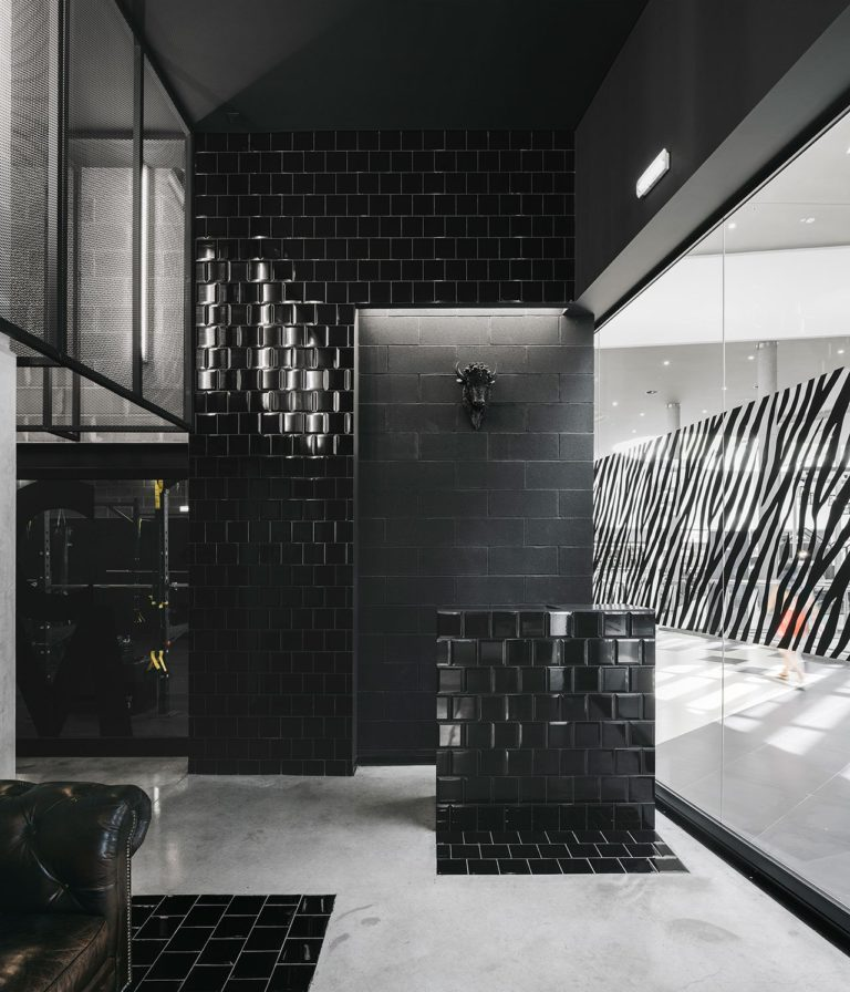 Design, Architecture d'intérieur, Noir et Blanc - Krush It, Portugal