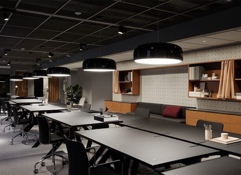 Coworking space, Summit GT30, Koncept Stockholm