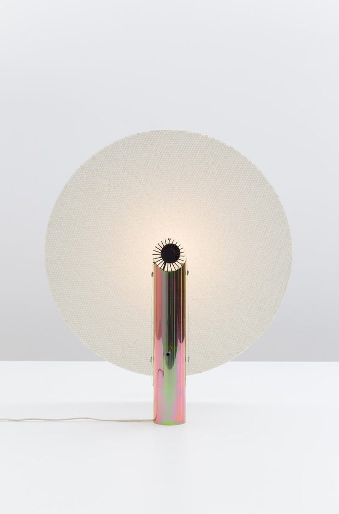 Iridescence, lamp by Normal Studio