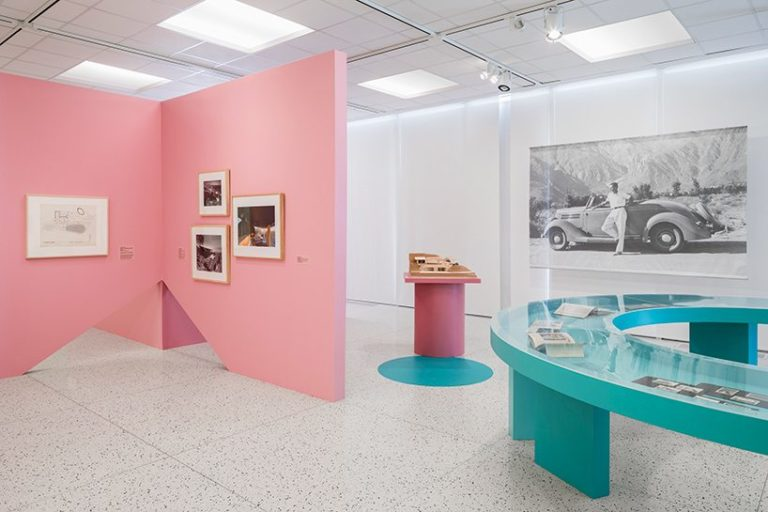 Muséographie, Palm Springs Art Museum, Albert Frey and Lina bo Bardi
