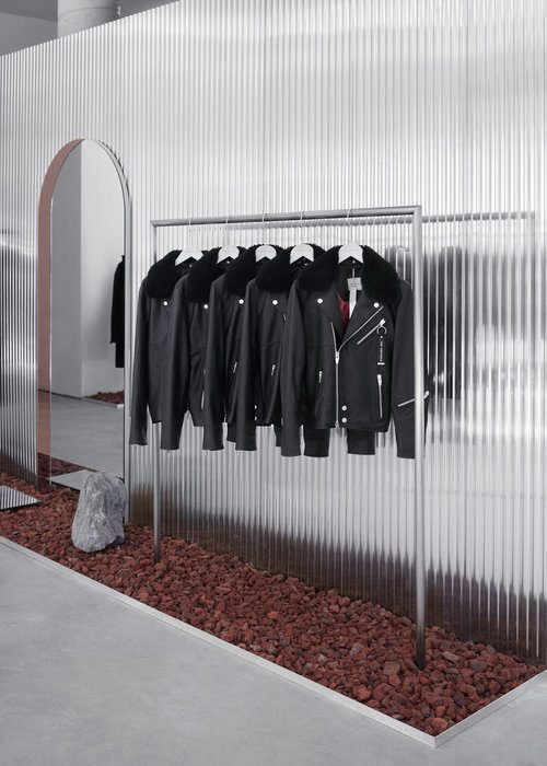 Bower concept-store The Arrivals, NYC