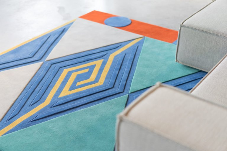 Design, Dyad rug, Dare to Rug