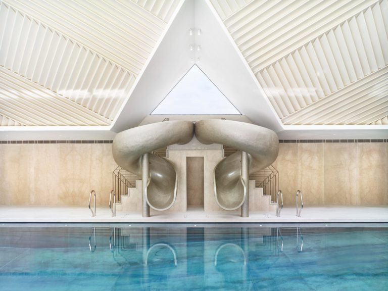 Design, Manor House, Pool pavilion, Rafael de Cardenas, Purcell